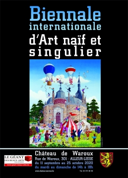BIENNALE INTERNATIONALE D'ART NAÏF ET SINGULIER