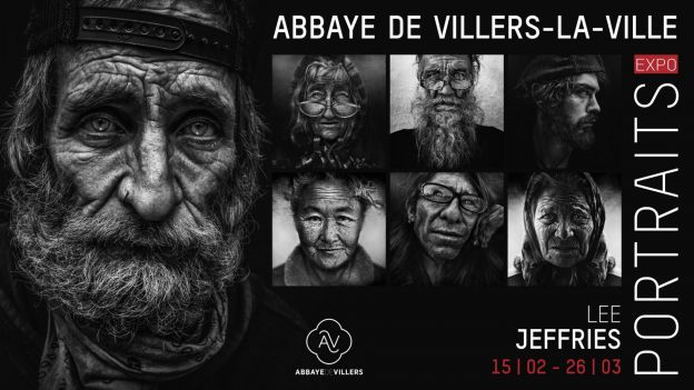 Expo photo Lee Jeffries à Villers-la-Ville
