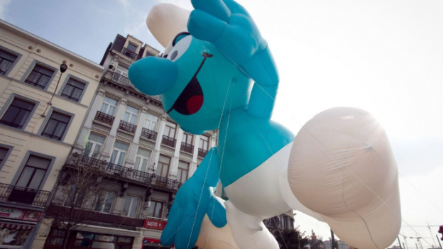 La Balloon's Day Parade revient à Bruxelles ce week-end
