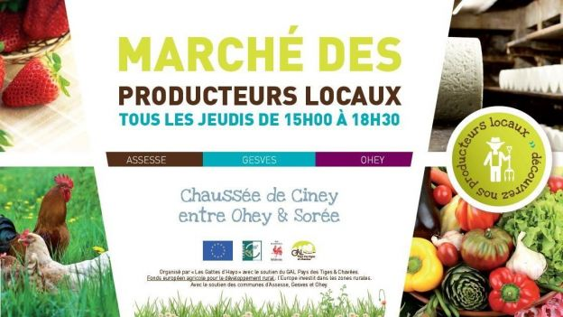 marche OHEY