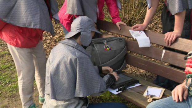 """Qui a tué Agathe ?"" : l'escape game en plein air à Berchem-Sainte-Agathe"