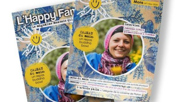 Mons: un magazine local, durable, humain et en papier!