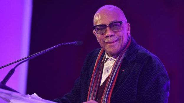 Quincy Jones investit dans la start-up liégeoise Musimap