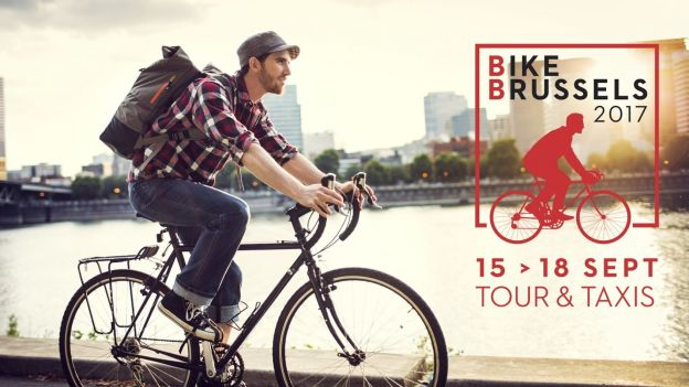 Bike Brussels, ce week-end à Tour & Taxis