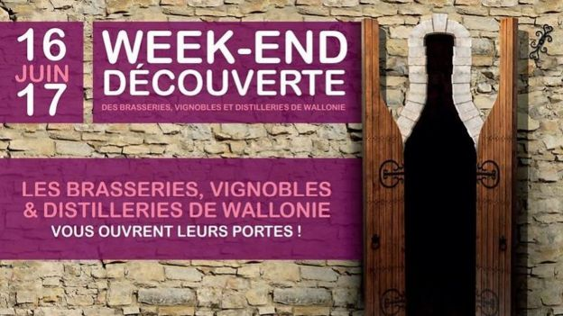 Weekend découverte des brasseries, vignobles et distilleries de Wallonie