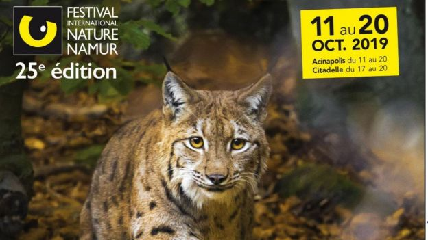 Festival International Nature Namur du 11 au 20 octobre
