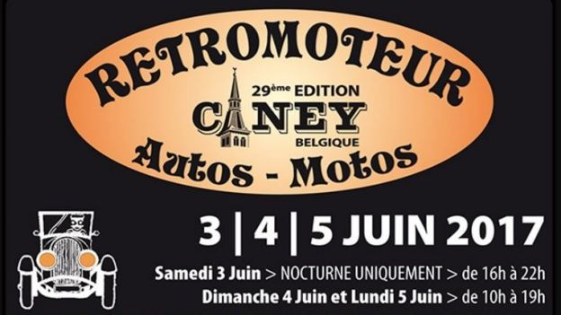 Retromoteur de Ciney