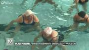 Plan piscine - investissements en Brabant wallon