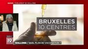Wallonie : Quel plan de vaccination ?