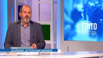 L'édito de la rédaction sur l'impact psychologique de la crise sanitaire : jeunesse, attention danger !