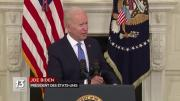 Vaccins : Joe Biden soutient la suspension des brevets